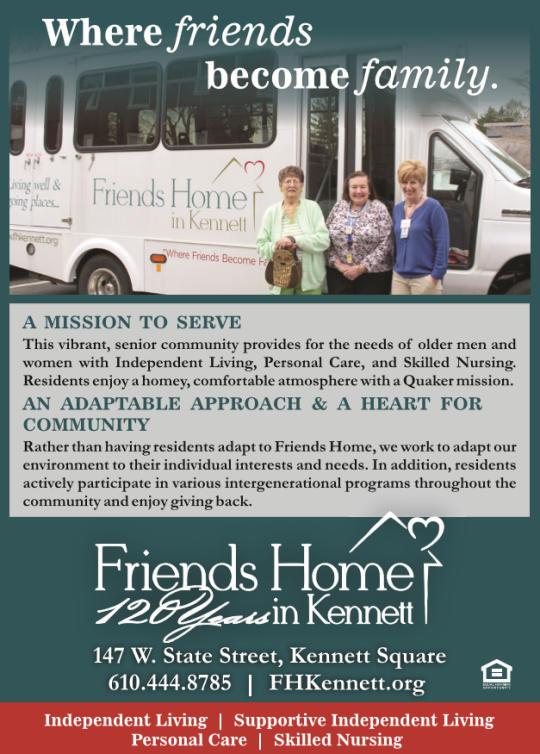 Friends Home Kennett Square