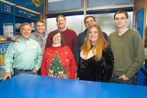 Happy Holidays from Leader Sunoco