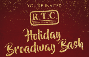 Holiday Broadway Bash