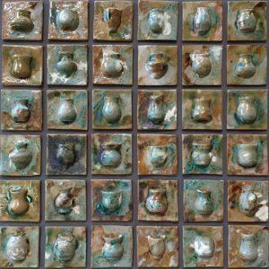 Vessels by Rhoda Kahler