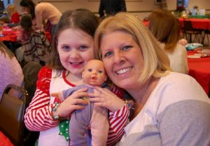 Christmas With The Dolls at the Brandywine River Museum of Art on Saturday, Dec. 17 from 11 a.m. to noon.