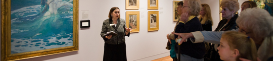 Highlights tour at Delaware Art Museum