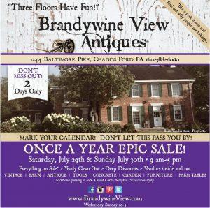 Epic Sale Brandywine View