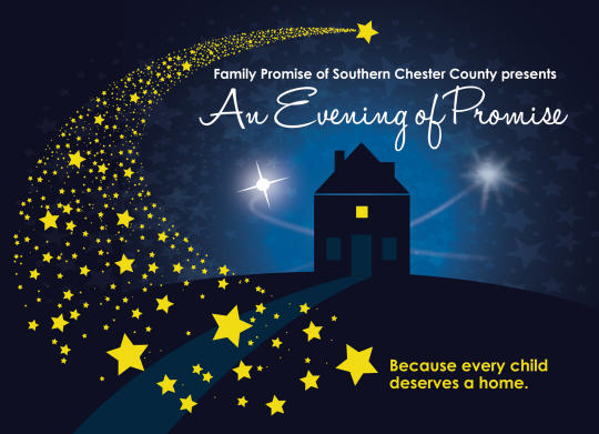 Evening of Promise To Benefit Families Experiencing Homelessness