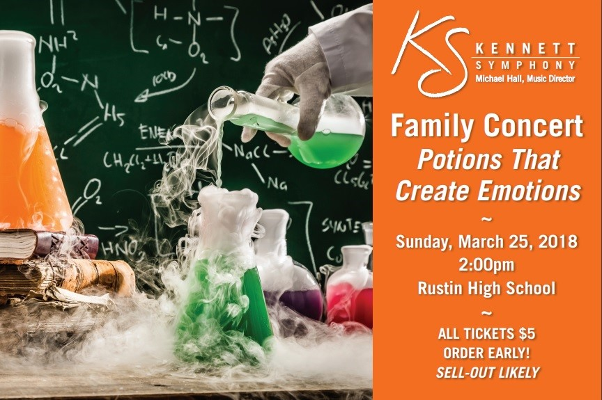 KSO Family Concert - Potions That Create Emotions