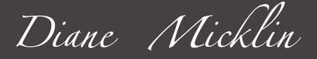 Diane Micklin Logo