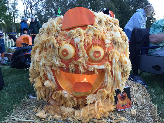 More room at pumpkin carve chadds ford live chadds ford live
