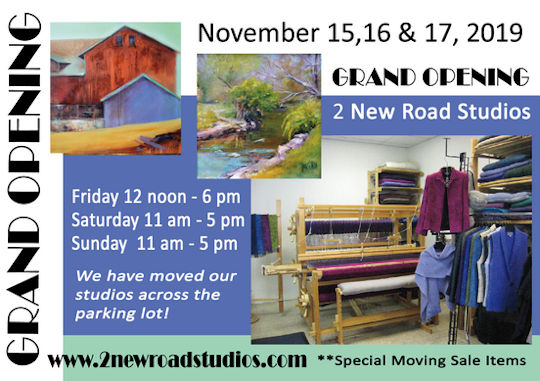 Grand Opening 2 New Road Studios