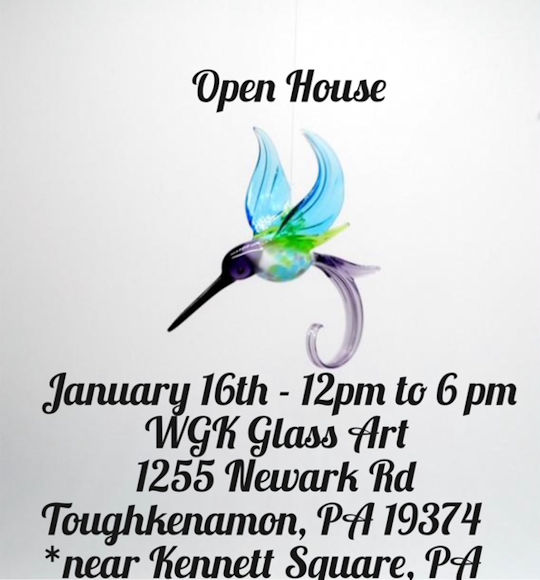 WGK Glass Open House